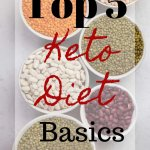 Top 5 Keto Diet Basics.